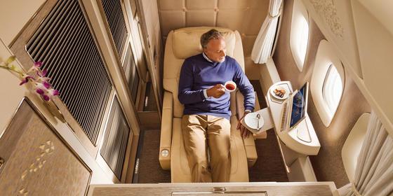 Emirates' Boeing 777 Interiors Just Got A Major Upgrade