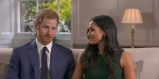 Prince Harry And Meghan Markle's Proposal Story Is Literally Perfect
