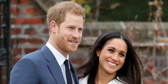 Is This The Cute Reason For Harry And Meghan's Unusual Wedding Cake Choice?