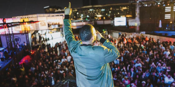 SOLE DXB's Musical Performances Were Lit This Year