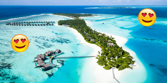 Win! Three Nights Of Island Heaven In The Maldives