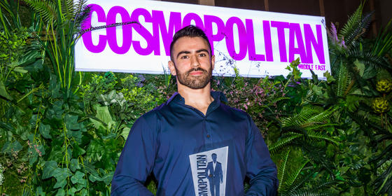 Cosmopolitan's Bachelor Of The Year Has Been Crowned