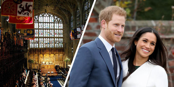 Inside St George's Chapel, Where Prince Harry And Meghan Markle Will Tie The Knot