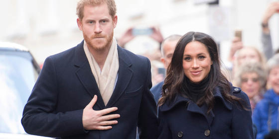 Heading To The Freezing Cold This Winter? Take Style Cues From Meghan Markle