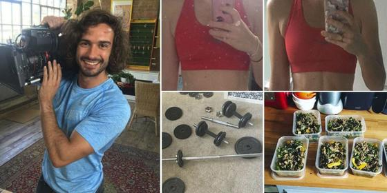 'I Did The Body Coach Plan And Here's How My Body Changed'