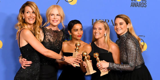 All Of The Winners At The 2018 Golden Globes