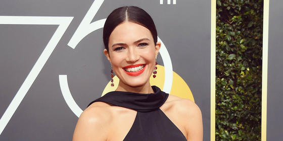 Recreate Mandy Moore's Totally Flawless Make-up From The Golden Globes