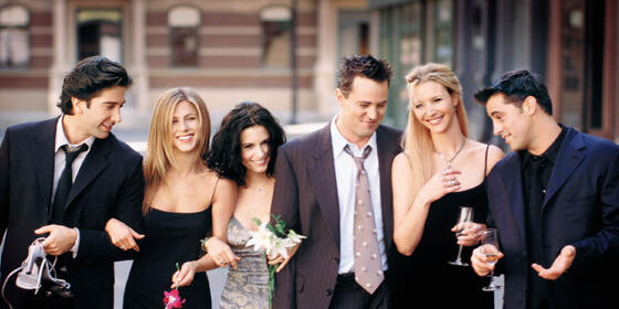 Sorry, guys, but here's why the Friends reunion isn't what you think it is