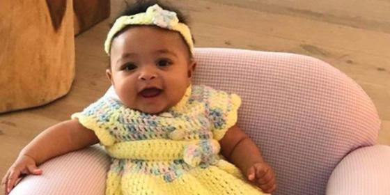 Serena Williams Debuts Adorable Baby Alexis at a Tennis Match