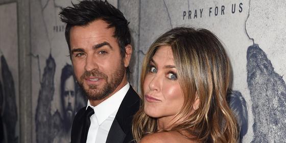 Jennifer Aniston and Justin Theroux Have Split Up