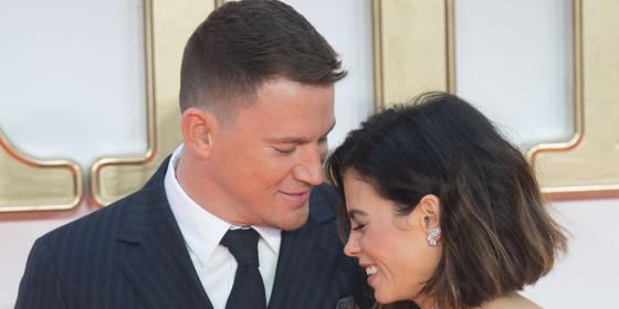 All The Signs Channing Tatum And Jenna Dewan Were Headed For A Split