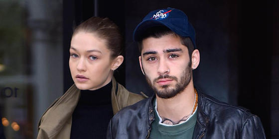 Every Gigi Hadid Photo That Zayn Malik Just Deleted From His Instagram