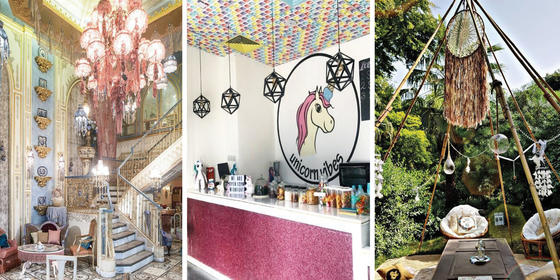 The Most Insta-Worthy Foodie Places in Dubai