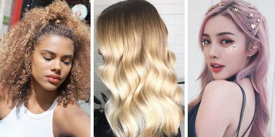 9 Hair Colour Trends You're Going To See Everywhere This Summer