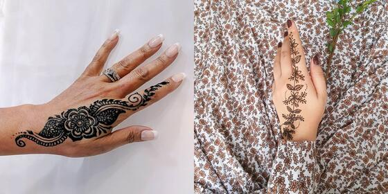 14 stunning henna designs you need to try ASAP