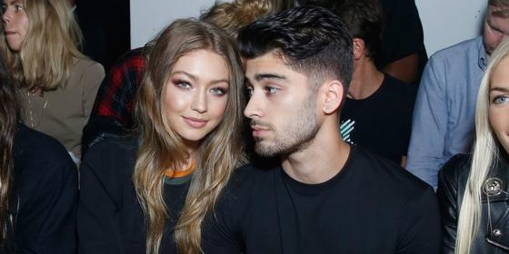 Yep, Gigi Hadid and Zayn are officially back together