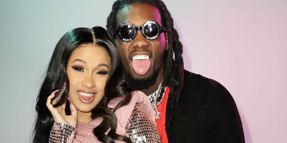 Surprise! Cardi B And Offset Have Reportedly Been Married For Months