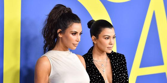 What really went down between Kim and Kourtney Kardashian