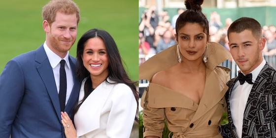 Nick Jonas and Priyanka Chopra Secretly Visit Prince Harry and Meghan Markle's Country Home