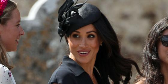 Meghan Markle Looked Stunning While Attending A Wedding With Prince Harry On Her Birthday