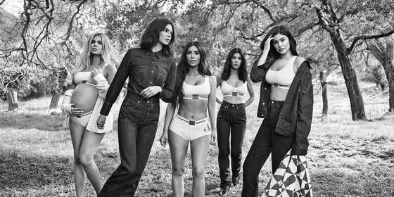 Did You Spot The Crazy Photoshop Fail From Those Kardashian Calvin Klein Ads?