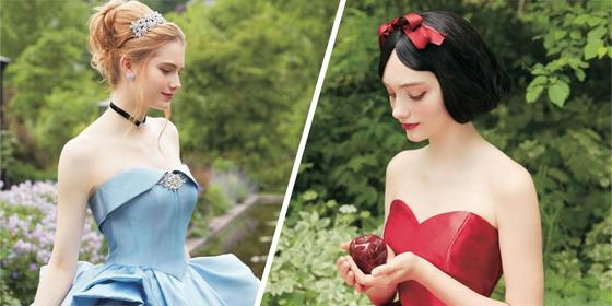 Somebody Put A Ring On Our Finger Because Disney Princess Wedding Dresses Exist