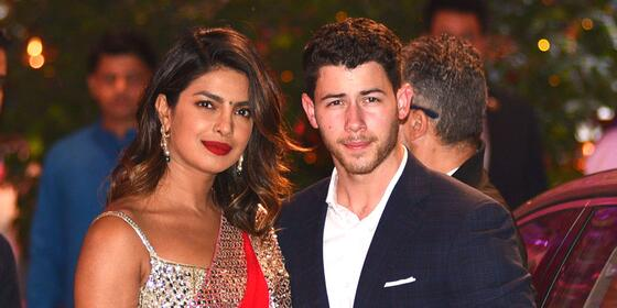 Priyanka Chopra Dancing At Fiancé Nick Jonas's Concert Is The Cutest Thing You'll See All Day