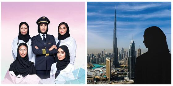 The Top 8 Empowering Social Media Tributes Celebrating Emirati Women's Day
