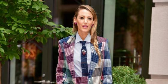 An Instagram Troll Dared To Critique Blake Lively's Style, And She Was NOT HAVING IT