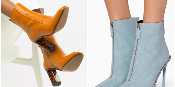 These Are The 10 Boot Trends You'll Be Crushin' On This Fall