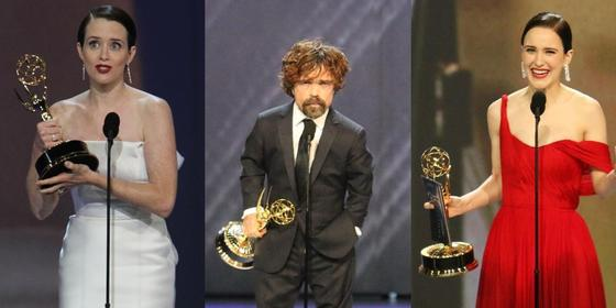 Here's The Complete List Of The 2018 Emmy Winners!