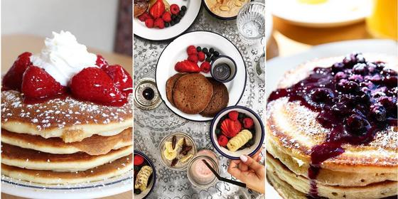 The 6 Best Places To Get Pancakes In Dubai
