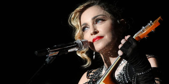 Alert! Madonna's Making A Comeback And Her Next Album Is Coming Out Sooner Than Expected