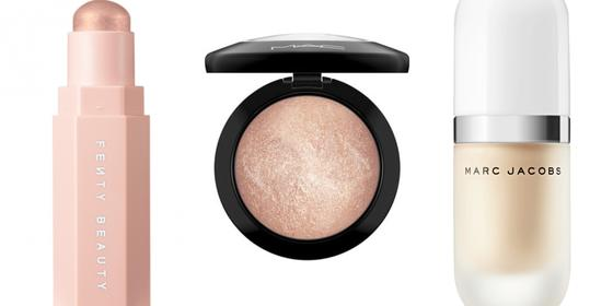 Get Your Glow On With These Amazing Highlighters