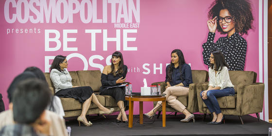 The Highlights From Cosmopolitan's Very First 'Be The Boss' At Dubai Knowledge Park