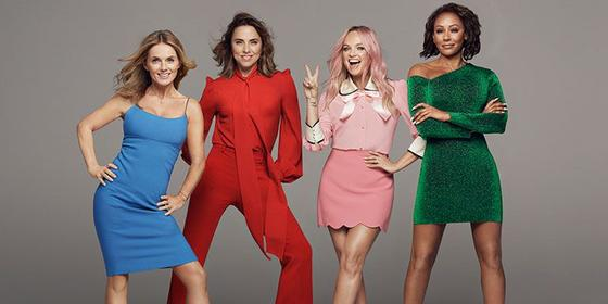 Everything You Could Possibly Want to Know About the Spice Girls' Upcoming Tour