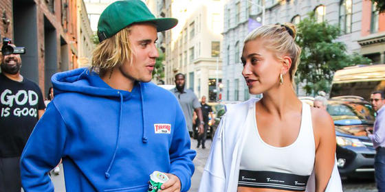 Justin Bieber and Hailey Baldwin Are Currently Having a Super Romantic Vacation in London
