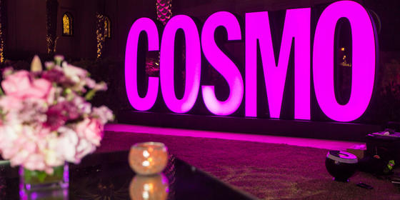 YAS: The Cosmo Beauty Awards are BACK!