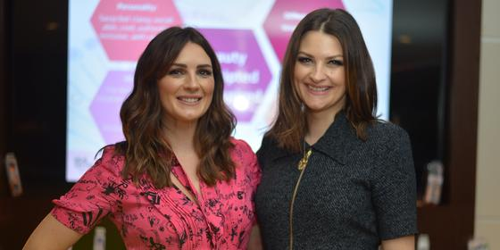 Exclusive Interview: Team Cosmo Get To Know The Power Duo Behind The Real Techniques Makeup Brushes