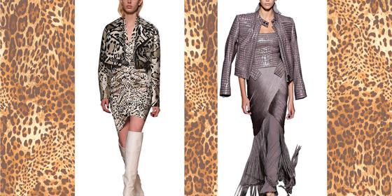 Go On A Fashion Safari And Spot The Newest Trends