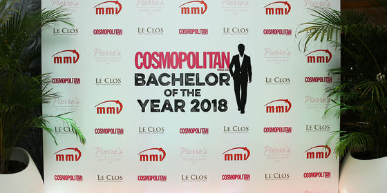 Everything That Went Down At The Cosmopolitan Middle East Bachelor Of The Year Awards 2018