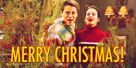 21 Things Friends Taught Us About Christmas (And Life In General)