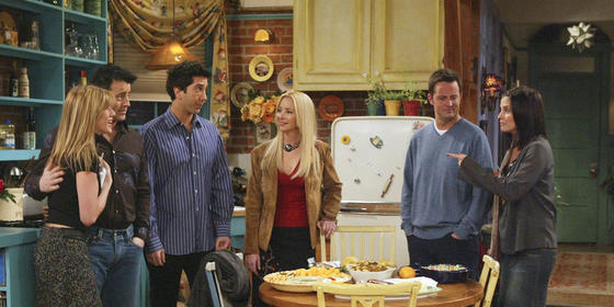The Main Character of Friends Has Finally Been Revealed