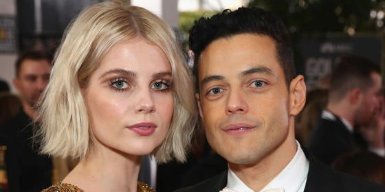 Everything You Need to Know About Rami Malek's Relationship with Lucy Boynton