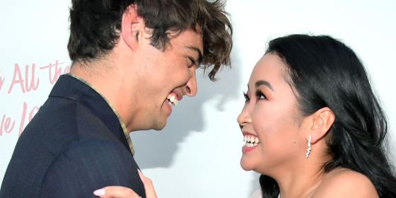Lana Condor Just Admitted She Had Real Feelings for Noah Centineo During 'TATBILB'