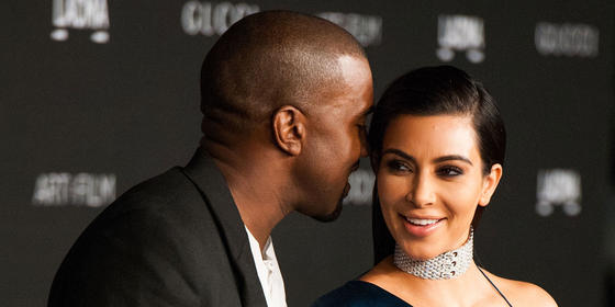It's Official! Kim Kardashian And Kanye West Are Expecting Baby No. 4