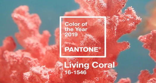 Here's How To Rock 2019's Pantone Colour Of The Year, Living Coral