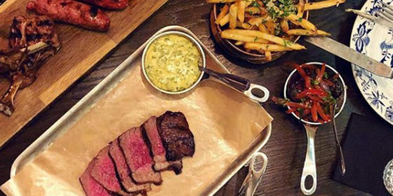 WIN! A Free Meal For 4 At Michelin Star Chef Michael Mina's Famous Steakhouse Prime Grill In Dubai