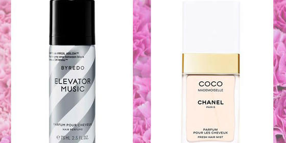 I Tried 7 Different Hair Perfumes And These Were The Best