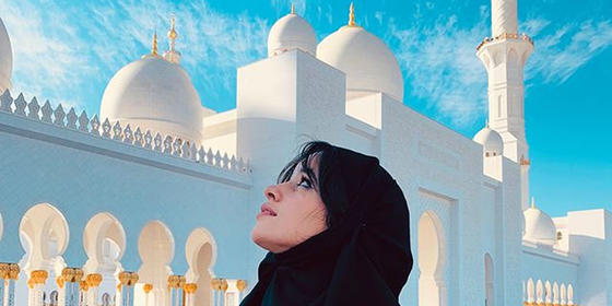 Camila Cabello Reveals Why She's In Love With The UAE